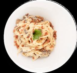 Fettuccine Carbonara
