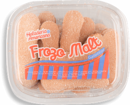 Caja de Galletas Frozo