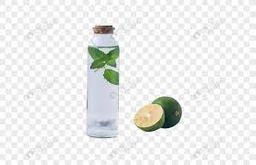 Limonada en Botella