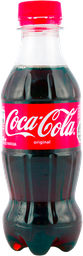 Gaseosa Coca-Cola de 400 ml