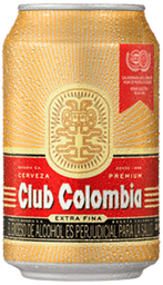 Club colombia 350ml