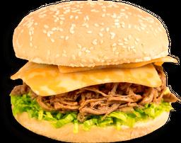 Sándwich De Bondiola De Cerdo
