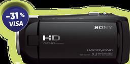 Cámara Sony HDR-CX440 HD Handycam