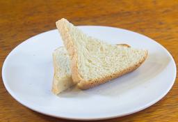 Porción de Pan Blanco Tajado