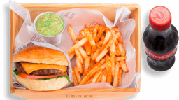 Combo Clásica Burger