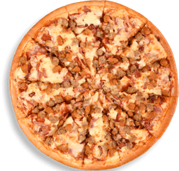Pan Pizza Meat Lovers