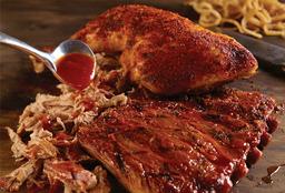 🍽 Hickory Smoke Barbecue Combo