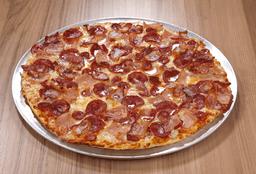 Pizza Carnes y Tocineta
