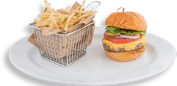 🍔Classic Burger 150 + Papas
