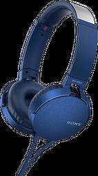 Audífonos Extra Bass Azul ref. MDR-XB550AP