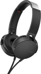 Audífonos Extra Bass Negro ref. MDR-XB550AP
