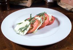 Ensalada Mozzarella & Tomate
