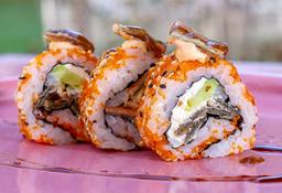 YasaiMaki y Sushi Salmón