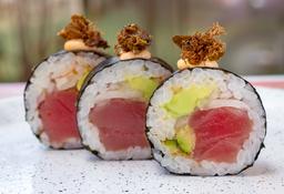 YasaiMaki y Spicy Tuna