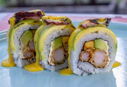 Sushi Calamardo