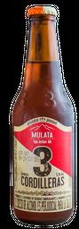 Cerveza Artesanal 3 Cordilleras