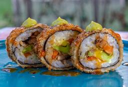 Sushi Crispy Champ (Vegetariano)