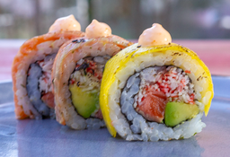 Sushi Señorita Laura