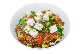 🍲Khao Pad Tofu