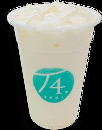 🥤 Clásico Taiwanés con crema no láctea