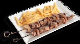 Kebab de Lomo