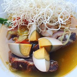 Sopa Shangay
