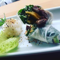 Sushi West Roll