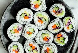 Sushi Veggie Roll