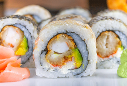 Sushi Snake Roll