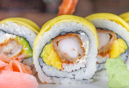 Sushi Dolphin Roll