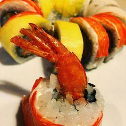 Sushi Peach Roll