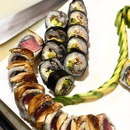 Sushi La Bella y La Bestia