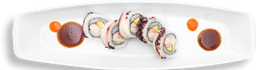 Sushi Octopus Roll
