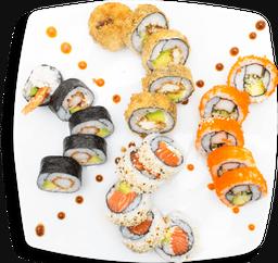 🍱🍣Combo Lunch Mielmostaza + 2 Te