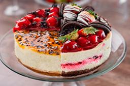 Festival Cheesecake 8 Porciones