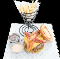 🍔 Cheese & Bacon 🍟