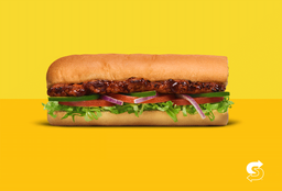 Sub Costillas BBQ Melt (15cms)