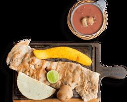 Combo Lomo de Cerdo + Frijolada