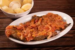 Carne en Bistec