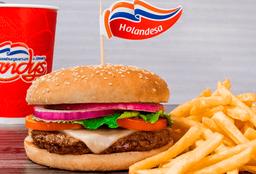 Combo Hamburguesa Holandesa
