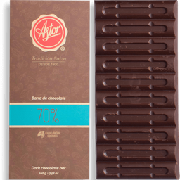 Barra de Chocolate al 70%