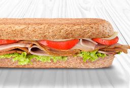Sándwich de Pernil Ahumado