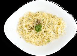 🍜Aglio e Olio con Spaghetti