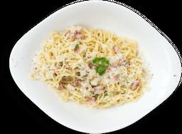 🍜Carbonara con Spaghetti