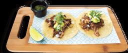 Tacos Carnitas X2 Unidades