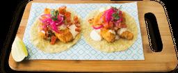 Tacos Pescado X2 Unidades