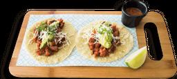 Tacos Chorizo X2 Unidades