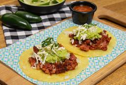 Tacos Chorizo