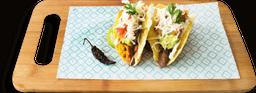 Tacos Crispy X2 Unidades