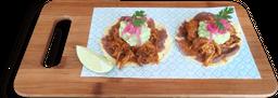 Tacos Cochinita Pibil X2 Unidades